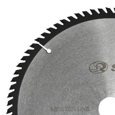 Диск пильный S&R Meister Wood Craft 250х30х2,6мм 80 зуб