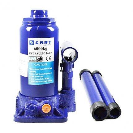 Домкрат гидравлический бутылочный Gart Lifting 5T/6T