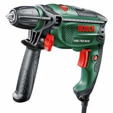 Дрель ударная Bosch PSB 750 RCE