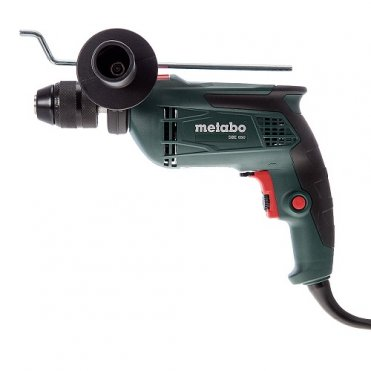 Дрель ударная Metabo SBE 650 БЗП