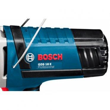 Гайковерт Bosch GDS 18 E