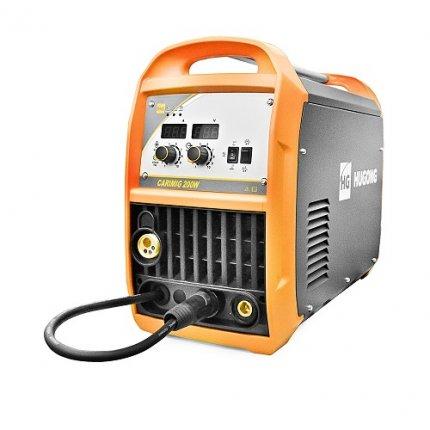 Сварочный инвертор полуавтомат Hugong CariMig 200W