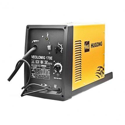 Сварочный инвертор полуавтомат Hugong VeoloMig 170E