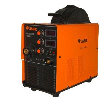 Сварочный инвертор полуавтомат Jasic MIG-250 N218