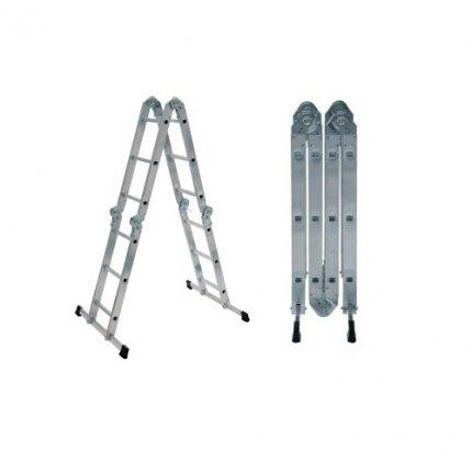 Лестница алюминиевая Elkop М4х3