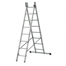 Лестница алюминиевая Elkop VHR T 2x7