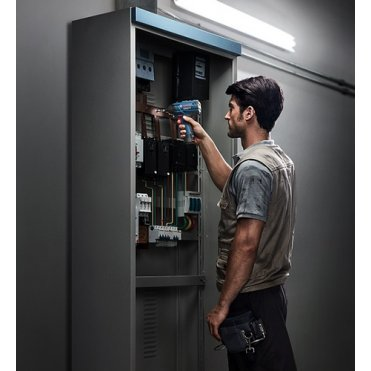Набор аккумуляторного инструмента Bosch GDR+GSR 120 Li