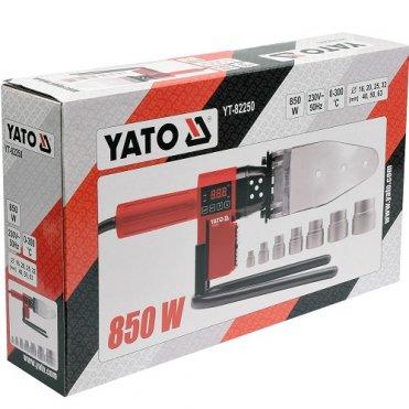 Аппарат для сварки пластиковых труб YATO YT-82250