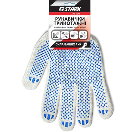 Перчатки Stark White 4 нити