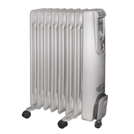 Радиатор масляный Маяк Термия 0715
