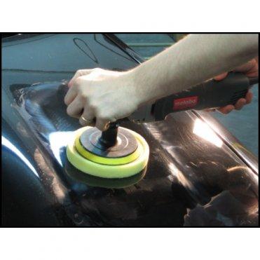 Машина полировальная Metabo PE 12-175 Set с набором принадлежностей