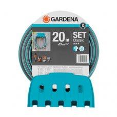 Шланг Gardena Basic 13 мм х 20 м + набор для полива
