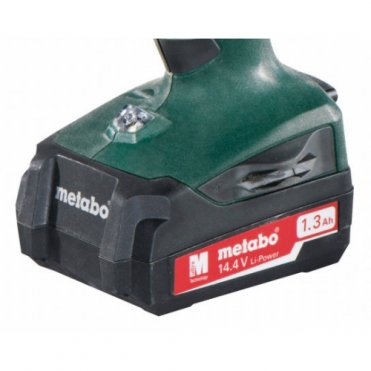 Дрель-шуруповерт аккумуляторный Metabo BS 14.4 Li PROMO