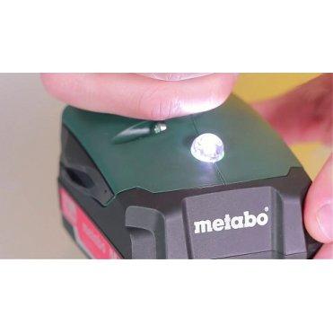 Дрель-шуруповерт аккумуляторный Metabo BS 18V, 2Ач