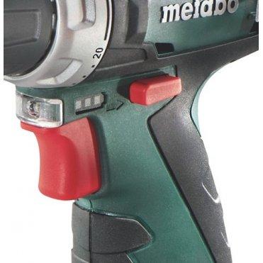 Шуруповерт аккумуляторный Metabo PowerMaxx BS