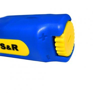 Съемник изоляции S&R 108128