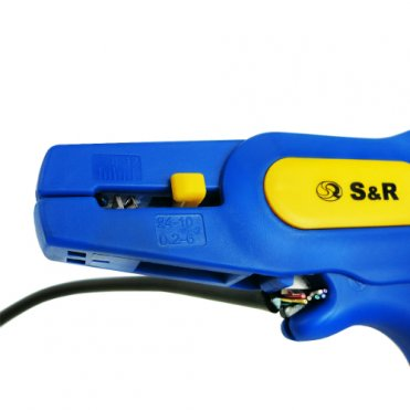 Съемник изоляции автоматический S&R 141-024