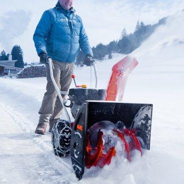 Снегоуборщик AL-KO SnowLine 560 II