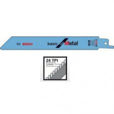 Пильное полотно Bosch Basic for Metal S 918 AF 2шт