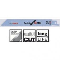 Пильное полотно Bosch Flexible for Metal S 922 AF 2шт