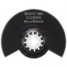Сегментный пильный диск Bosch ACZ 85 EB Wood&Metal