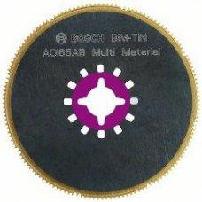 Сегментный пильный диск Bosch BIM-TiN AOI 65 AB Multi Material