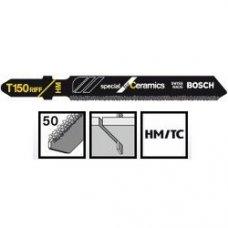 Пильное полотно Bosch Special for Ceramics T 150 RIFF 3шт