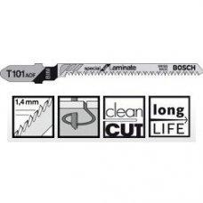 Пильное полотно Bosch Special for Laminate T 101 AOF 3шт