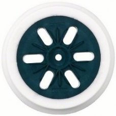 Тарельчатый шлифкруг Bosch 125 мм жесткий к шлифмашинам GEX/PEX