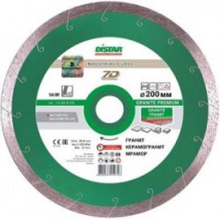 Диск алмазный отрезной Di-Star Granite Premium 200x25,4