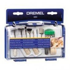 Набор насадок для чистки Dremel 684 20 шт