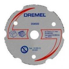 Отрезной диск многофункциональный Dremel DSM500