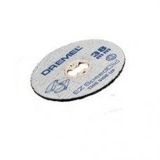 Отрезной круг по металлу Dremel EZ SpeedClic SC456B 12 шт