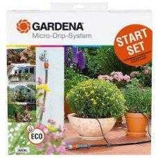 Комплект микрокапельного полива Gardena