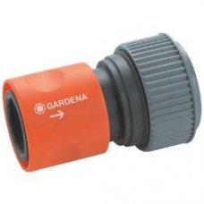 Коннектор стандартный Gardena 19мм (3/4') и 16мм (5/8')