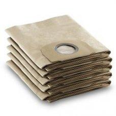 Фильтр-мешок бумажный Karcher к пылесосу WD 5.400 5 шт