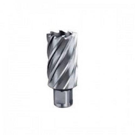 Сверло корончатое по металлу Metabo HSS 21х30