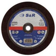 Круг отрезной по металлу S&R Supreme типа AS 36 T 350
