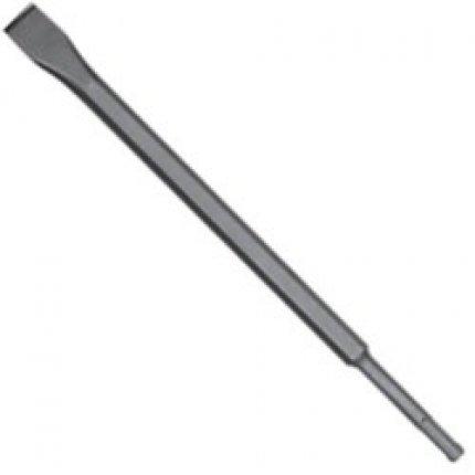 Зубило S&R SDS-plus плоское шестигранное