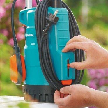 Насос погружной для резервуара с дождевой водой Gardena 4000/2 Classic