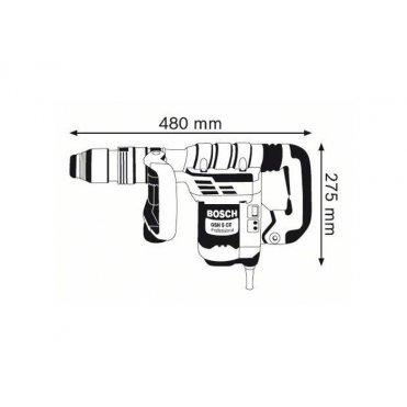 Молоток отбойный Bosch GSH 5 CE