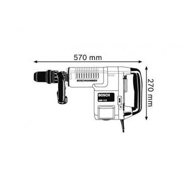 Молоток отбойный Bosch GSH 11 E