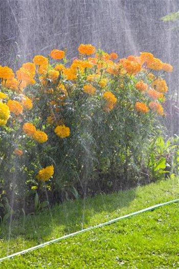 Шланг-дождеватель Gardena 15 м