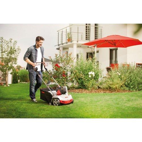 Аэратор – садовая техника для красивого газона
