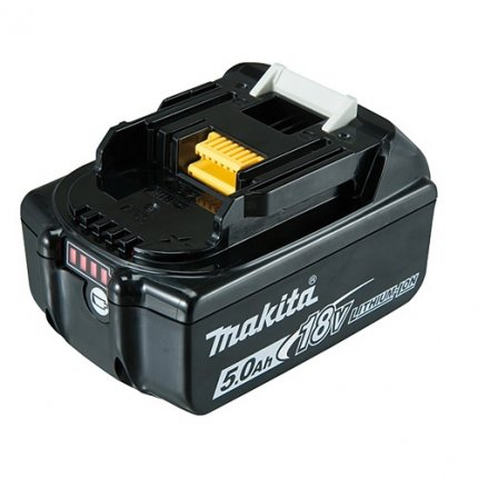 Аккумулятор MAKITA LXT BL1850B Li-Ion 18В 5 А/ч