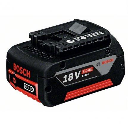 Аккумулятор Bosch GBA 18B, 5 А/ч