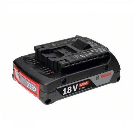 Аккумулятор Bosch GBA 18B, 3 А/ч