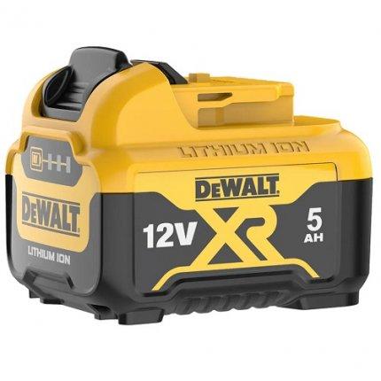 Аккумуляторная батарея DeWALT DCB 126 12 В 5 А/ч