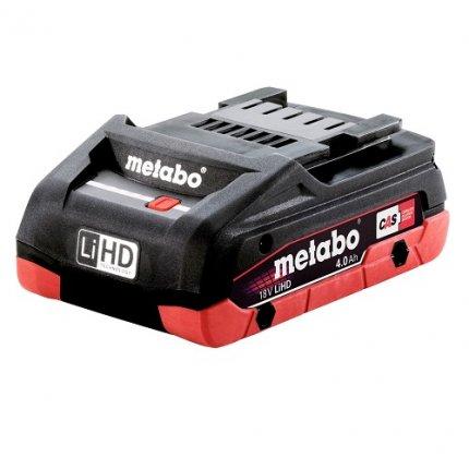 Аккумулятор Metabo LI-HD 18В-4,0 А/ч