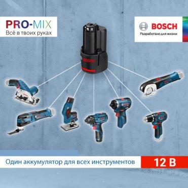 Шуруповёрт Bosch GSR 12V-15 без аккумулятора (0601868101)